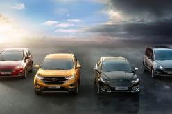 Ford a Francoforte con la gamma completa di SUV e i nuovi modelli AWD
