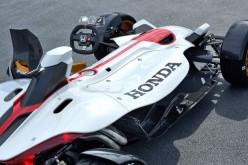 Honda crea la monoposto col cuore da Moto GP