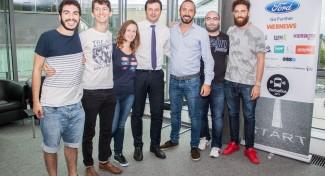 L'Ovale Blu premia le idee di StartupBus