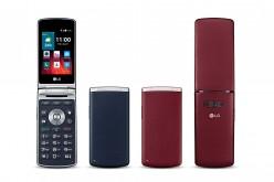 TIM e LG: arriva Wine Smart, lo smartphone ibrido a conchiglia