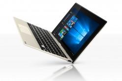 Toshiba Satellite Click 10: da notebook a tablet con un solo click
