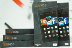 Amazon Fire HD 6: via a 50 dollari
