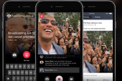 Facebook Mentions, streaming video live per tutti