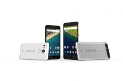 Google presenta Nexus 5X, Nexus 6P, Chromecast e Pixel C