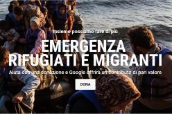 Google tende la mano ai migranti