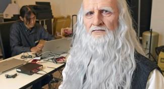 A Milano in mostra Leonardo da Vinci in versione robot