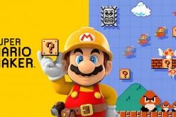 Nintendo, 1 milione di copie vendute per Super Mario Maker