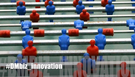 L'innovazione, l'imbuto e la macchina da rally