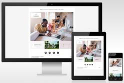 400 nuovi layout ottimizzati per mobile per 1&1 MyWebsite