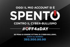#OFF4aDAY, nasce il primo centro di supporto per le vittime del cyber-bullismo