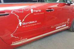 Una Citroen senza conducente percorre quasi 600 km