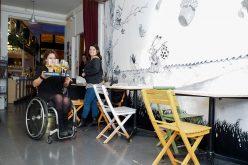 Apre a Bologna il primo locale a misura di disabili
