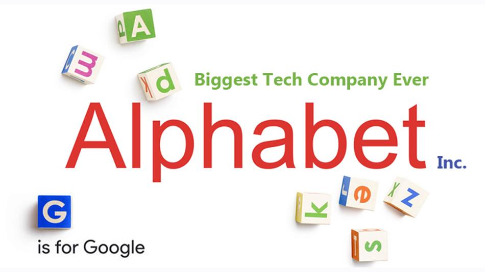 Google Alphabet xxvi