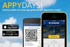 App Ryanair: ecco la versione italiana
