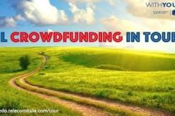 TIM: parte il secondo tour italiano dedicato al crowdfunding WithYouWeDo