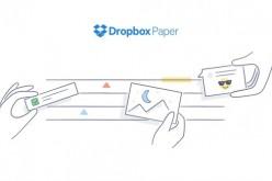 Dropbox lancia ufficialmente Paper e Smart Sync