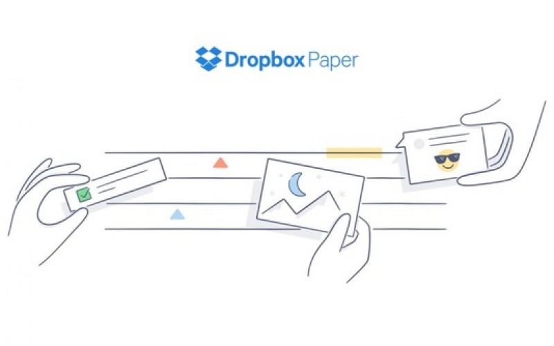 Dropbox Paper: disponibile il potente editor per i gruppi di lavoro