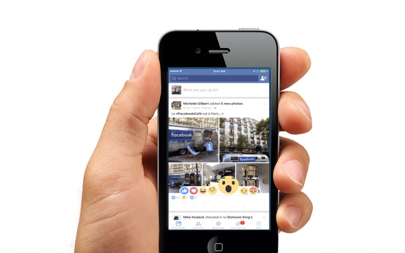 Il nuovo like di Facebook arriverà fra pochi giorni