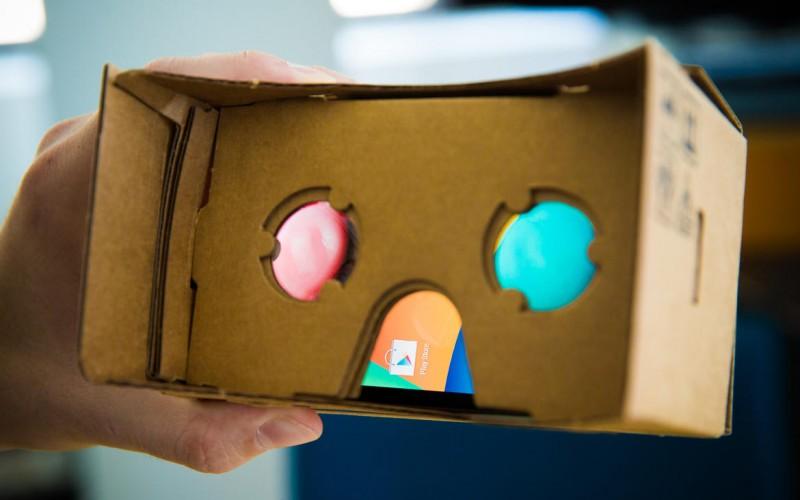 Google Cardboard è il visore VR più diffuso (per ora)