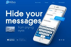 Kibo Keyboard, l'app di messaggistica con la chat privata