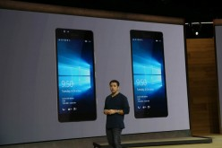 Microsoft presenta Lumia 950 e Lumia 950 XL