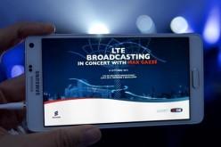 TIM ed Ericsson con Max Gazzè per il primo evento musicale in LTE Broadcast