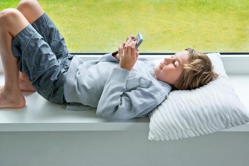 Smartphone: il passatempo preferito dai bambini