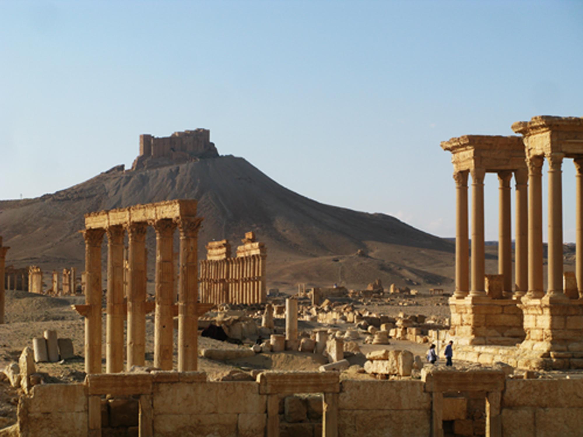 stampa 3d riporta i vinti i monumenti distrutti dall'isis