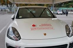 Porsche Car Connect: dal supporto alle emergenze, le soluzioni Vodafone per l'auto connessa
