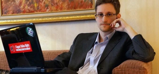 Il Parlamento Europeo vota per l'asilo a Snowden