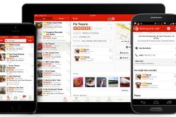 L'app di Yelp preinstallata sui nuovi device di 3