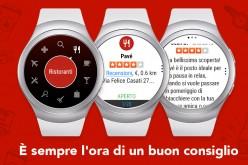 L'app Yelp for Gear arriva su Samsung Gear S2