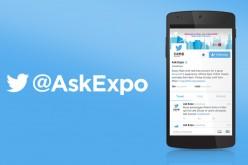@AskExpo: oltre 14.300 risposte in 140 caratteri