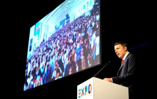 """Leadership, Expo e la politica """"agile"""""""