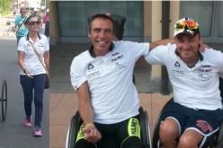 HDS e Accadis insieme a sostegno del team Handbike Pulinet
