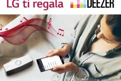 Musica illimitata e di qualità con gli smart Hi-Fi Audio LG