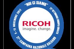 """Ricoh Italia partecipa alla campagna """"Noi ci siamo"""""""