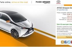 L'automotive incontra l'e-commerce con Toyota e Amazon