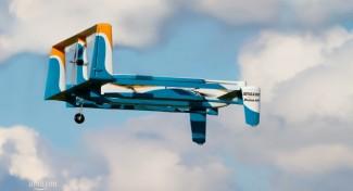 Ecco come saranno i droni postini Amazon Prime Air