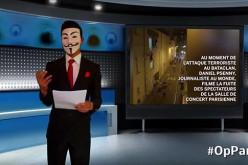 Anonymous scende in campo contro l'Isis