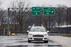 Ford sperimenta la guida autonoma sulle strade di MCity
