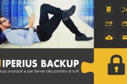 Iperius Backup, il software più conveniente per Server, arricchisce l'offerta in ambito VM