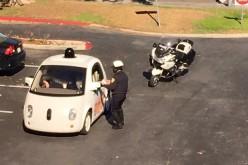 La Google Car rischia la multa, andava troppo piano