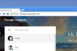Google offre Hangouts gratuiti verso la Francia