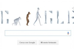 Google dedica un doodle all'Australopiteco Lucy