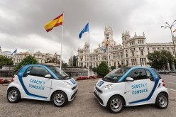 car2go arriva a Madrid