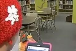 Bambina malata di cancro va a scuola grazie a un robot