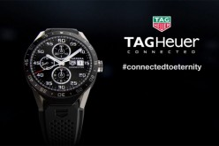 """TAG Heuer presenta l'orologio """"TAG Heuer Connected"""""""