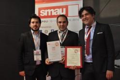 Aryma vince il premio Innovazione Digitale Smau a Napoli