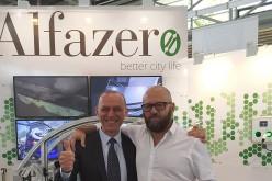 Alfazero debutta nel mercato internazionale della smart mobility